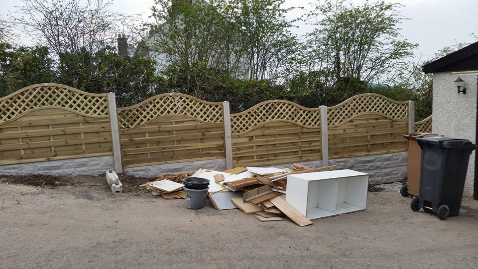 Fencing Flint North Wales Gates Amp Landscaping 0800 0096289