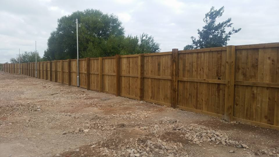Fencing Towyn North Wales Gates Amp Landscaping 0800 0096289