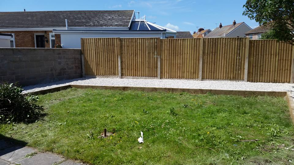 Fencing In Rhyl North Wales Gates Amp Landscaping 0800